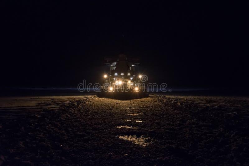 icebreaker fotografia stock