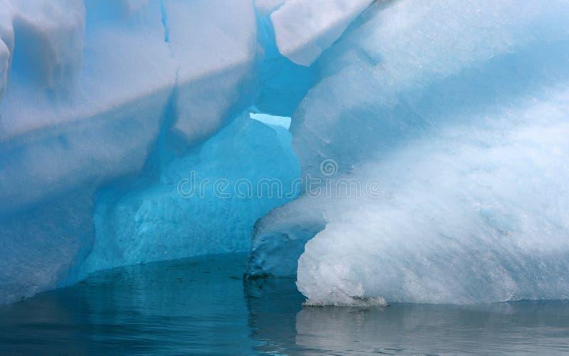 Iceburg lizenzfreie stockfotos