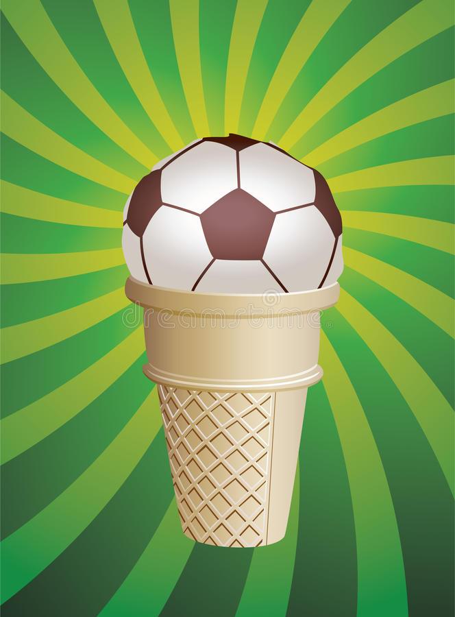 Download Icecream stock vector. Image of cold, object, clipart - 16354836