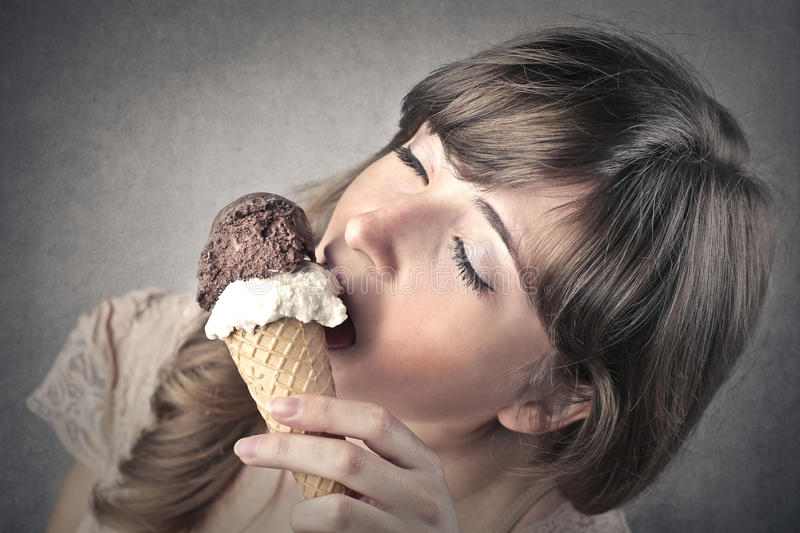Icecream royalty free stock images