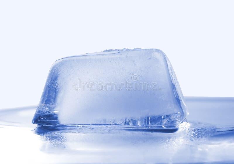 Icecube photographie stock libre de droits