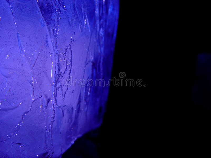 Icecube fotografia de stock royalty free
