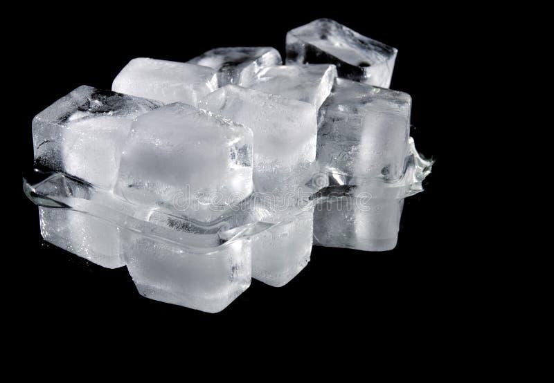 Icecubes foto de archivo