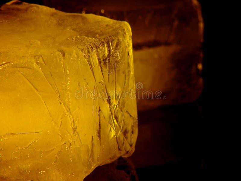 Icecubes fotografie stock libere da diritti