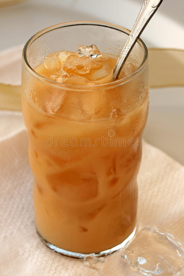 Free Iced Coffee -- Close Up Stock Photos - 14767793