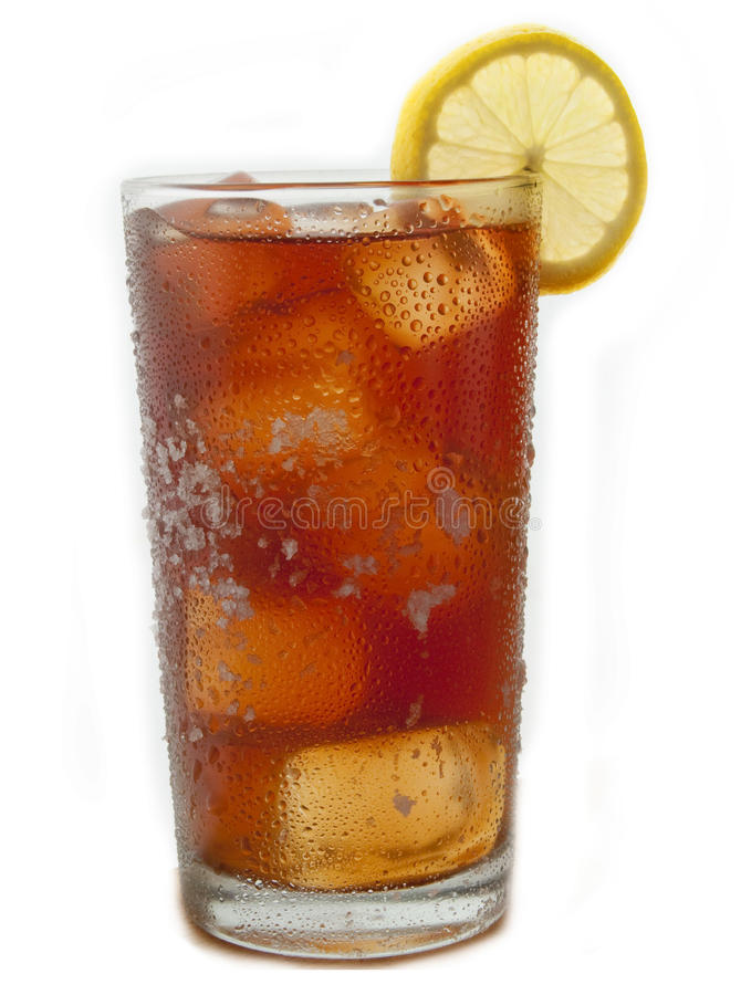 Download Iced tea stock image. Image of cold, frosty, lemon, cool - 16618223