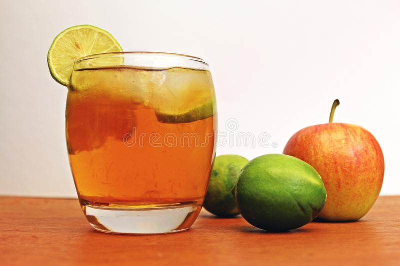 Iced tea stock images