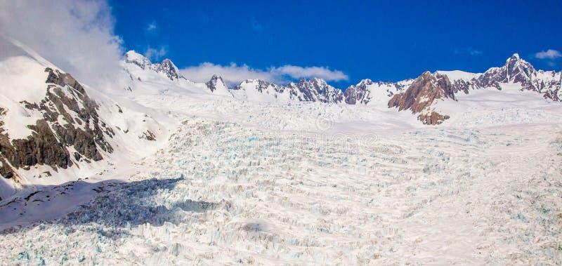 Icefall fotografía de archivo