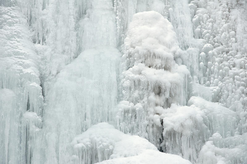 Icefall Stock Photography