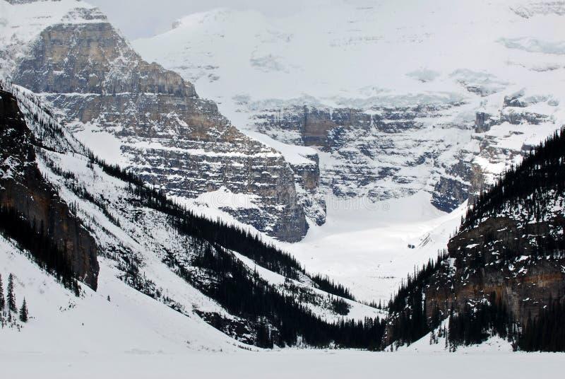 Icefield, Kanada lizenzfreie stockfotografie