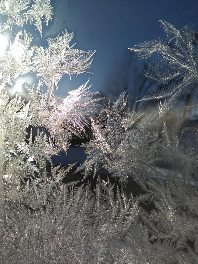 IceFlakes zdjęcia stock
