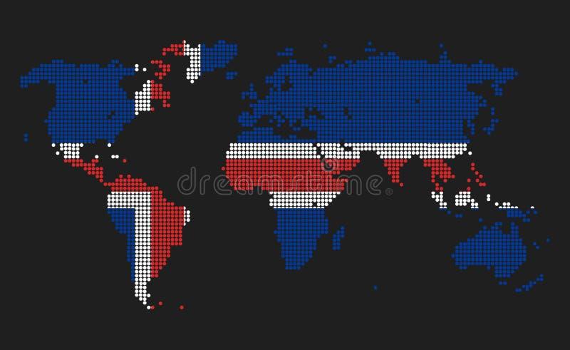 Iceland royalty ilustracja