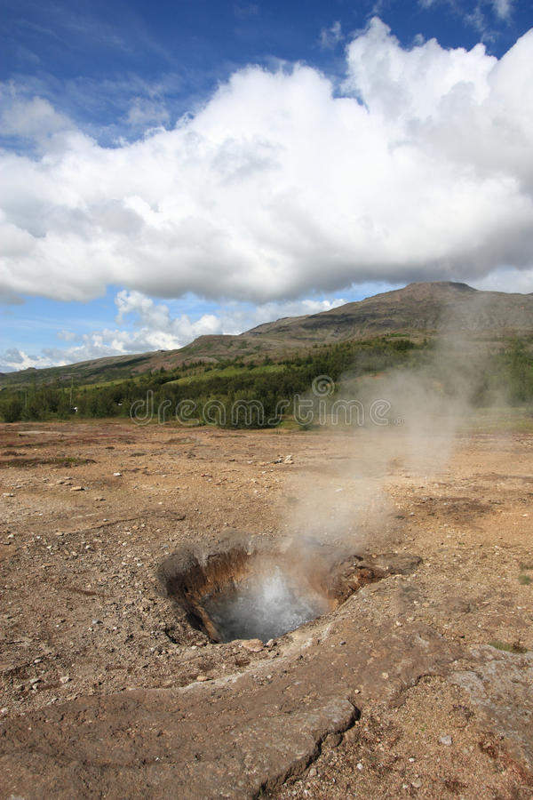 Download Iceland stock photo. Image of landscape, springs, activity - 12822572
