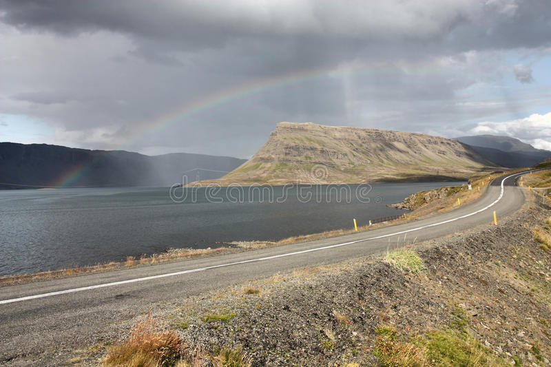 Download Iceland stock image. Image of water, sightseeing, highway - 24188703