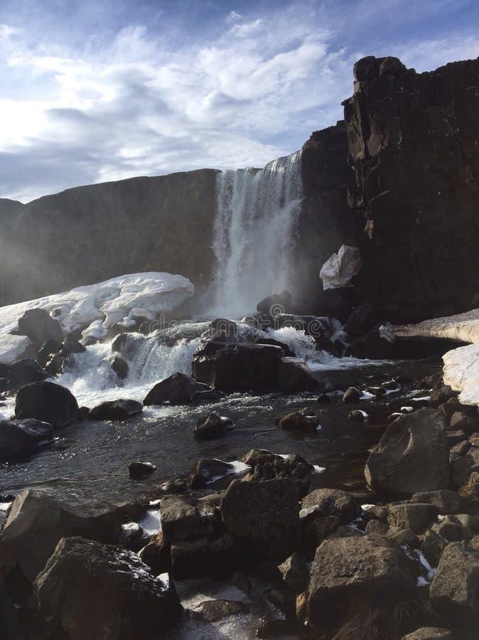 Iceland 2016 fotografia royalty free