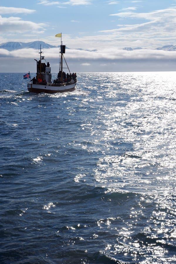 Iceland Boat Stock Photos