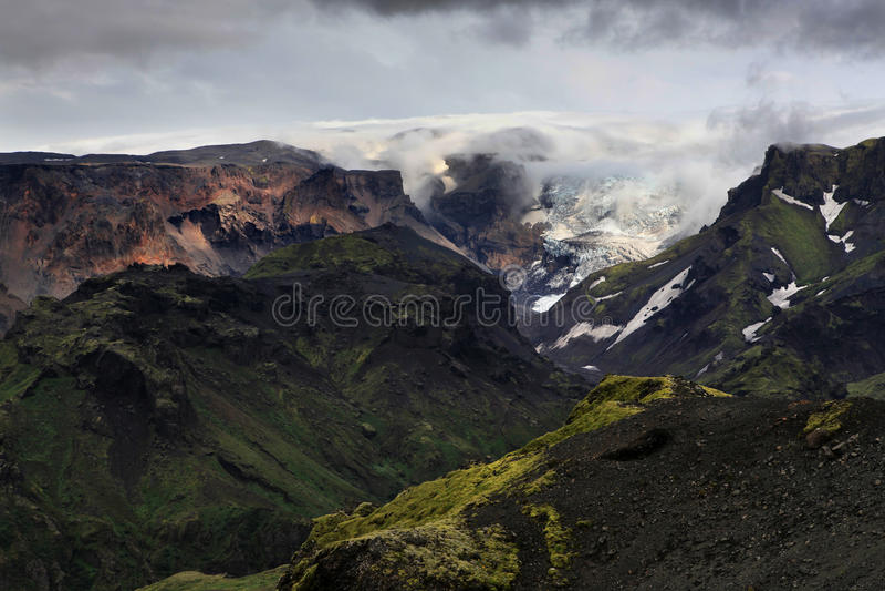 Download Iceland stock image. Image of land, icelandic, highlands - 83708661