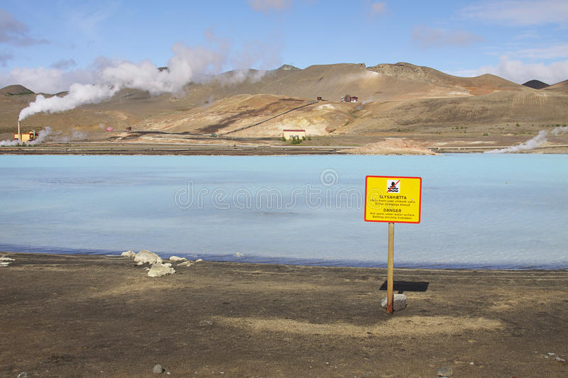 Download Iceland: Hot Blue Lagoon Royalty Free Stock Photo - Image: 21898495