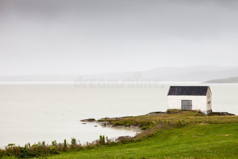 Iceland jezioro obrazy royalty free