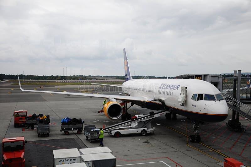 Icelandair royalty free stock photos