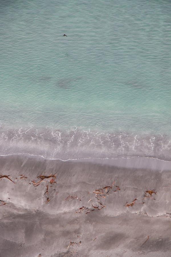 Icelandic Beach royalty free stock image