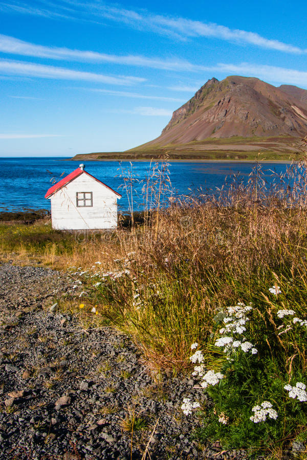 Icelandic landscape stock image