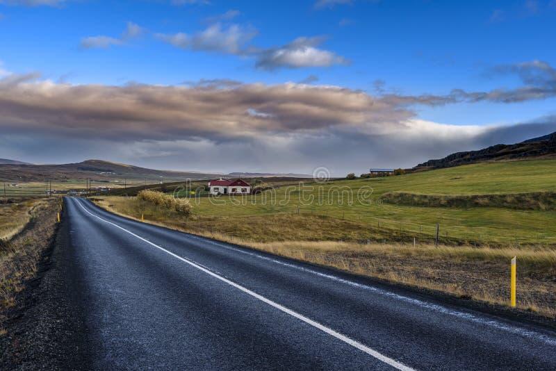 Icelandic landscape. stock photography