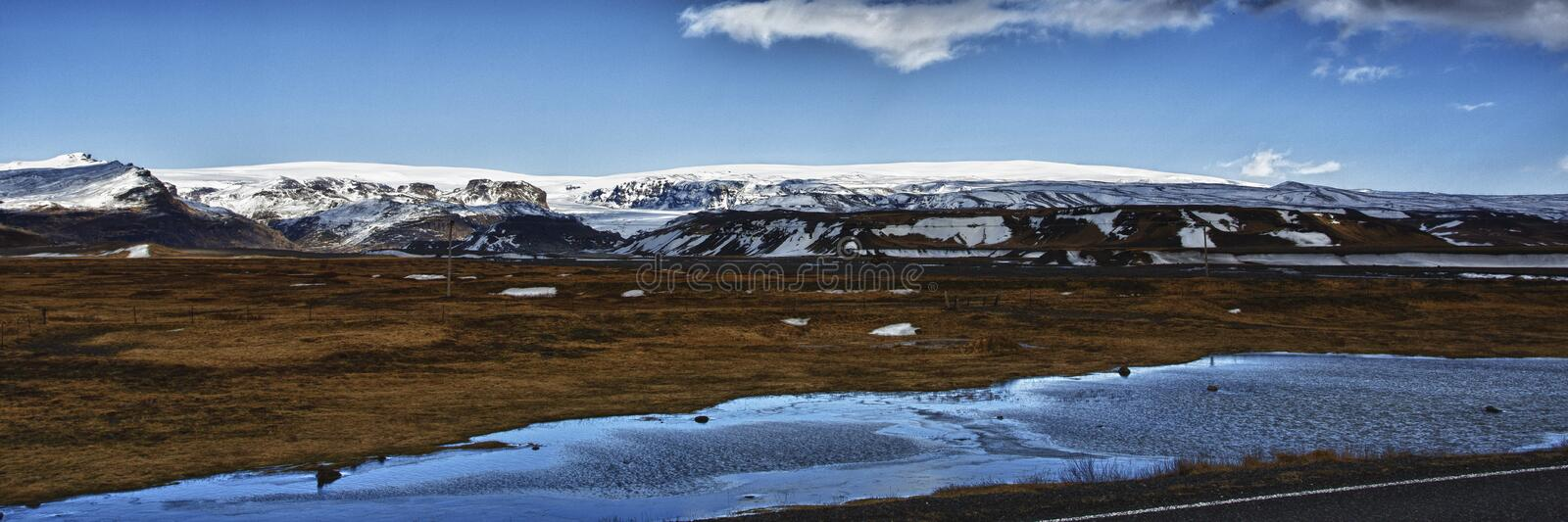 Download Icelandic Panorama stock photo. Image of countries, road - 41073376