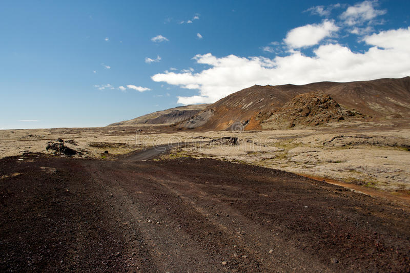 Download Icelandic route stock image. Image of landscape, sightseeing - 16920313