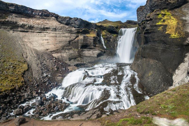 Download Icelandic Waterfall Stock Photography - Image: 38123452