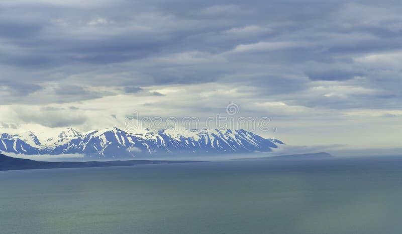Icelandic wybrzeże obraz royalty free