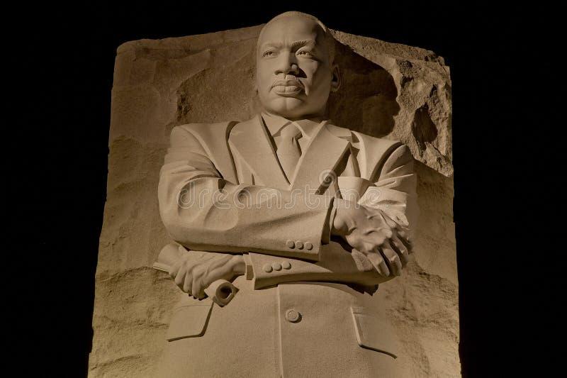 Ich habe einen Traum--MLK Denkmal im Kapital unserer Nation lizenzfreie stockfotos