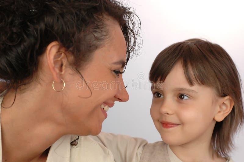 Ich liebe dich Mamma! lizenzfreie stockbilder