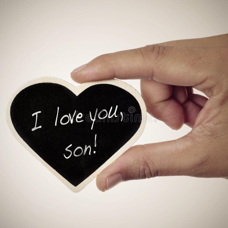 Ich Liebe Mein Sohn