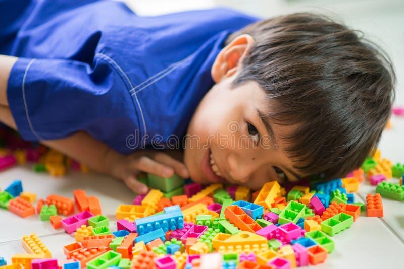 Ich liebe legos lizenzfreie stockfotos