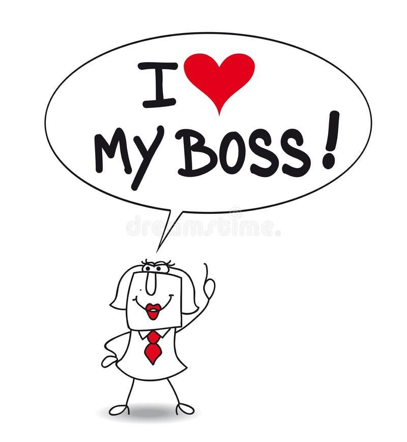 Ich Liebe Meinen Chef