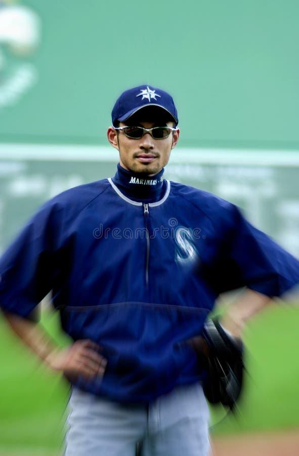Download Ichiro Suzuki Seattle Mariners Editorial Stock Photo - Image: 27965933