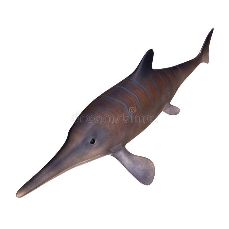 Ichthyosaurus stock illustratie