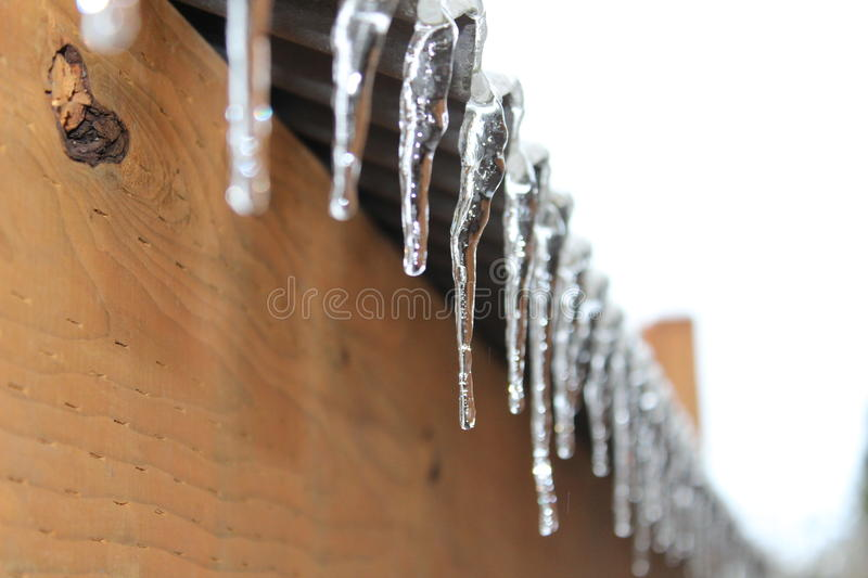 Icicle stock photos