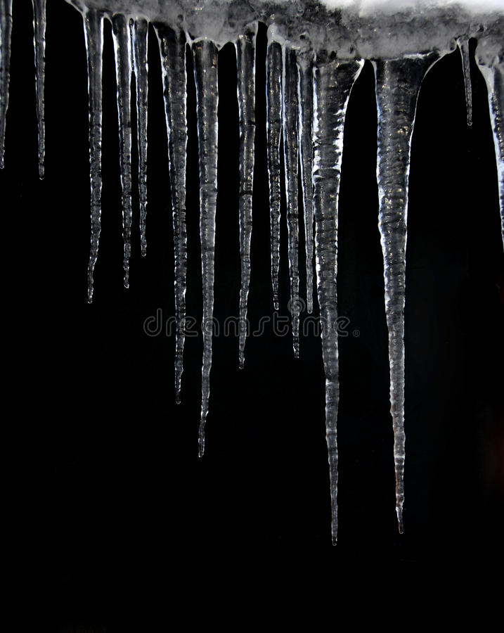Free Icicles Royalty Free Stock Image - 12448766
