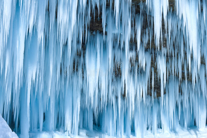 Download Icicles stock photo. Image of horizontal, image, photography - 23488212