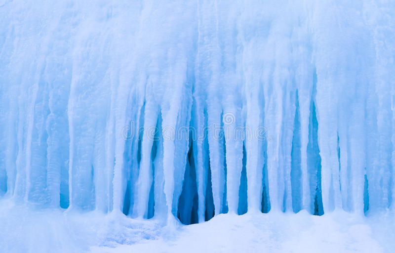 Download Icicles stock photo. Image of cool, frosty, crystal, stream - 23772696