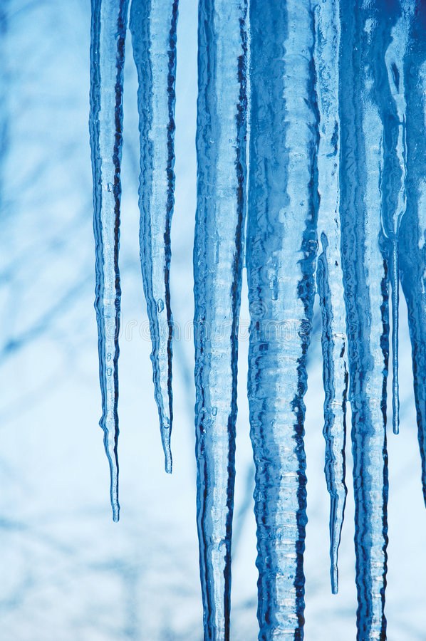 Free Icicles Royalty Free Stock Images - 82499