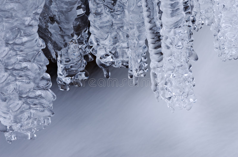 Download Icicles and Cascade stock photo. Image of icicles, white - 3877920