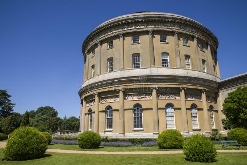 Ickworthhuis in Suffolk royalty-vrije stock fotografie