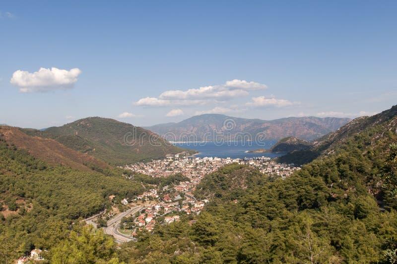 Icmeler w Turcja fotografia royalty free