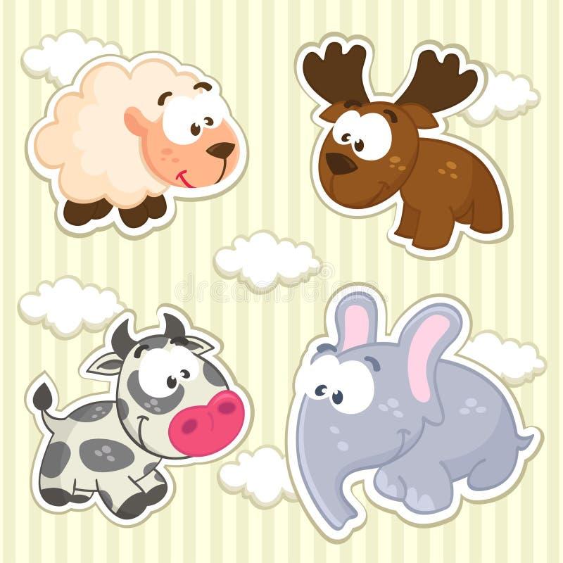 Free Icon Animals Vector Royalty Free Stock Image - 29246596