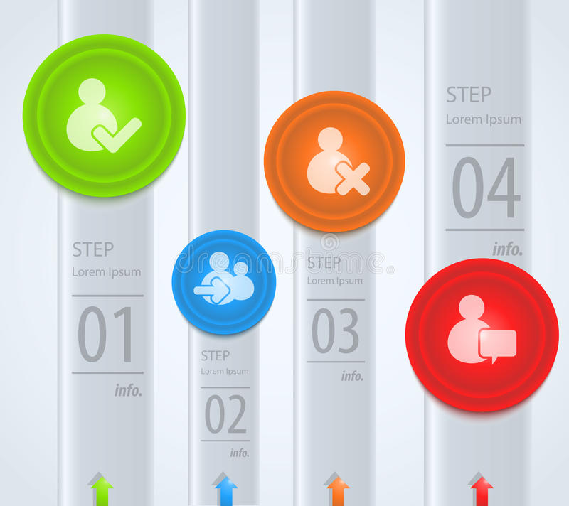 Download Icon Background stock vector. Image of concept, display - 39834662