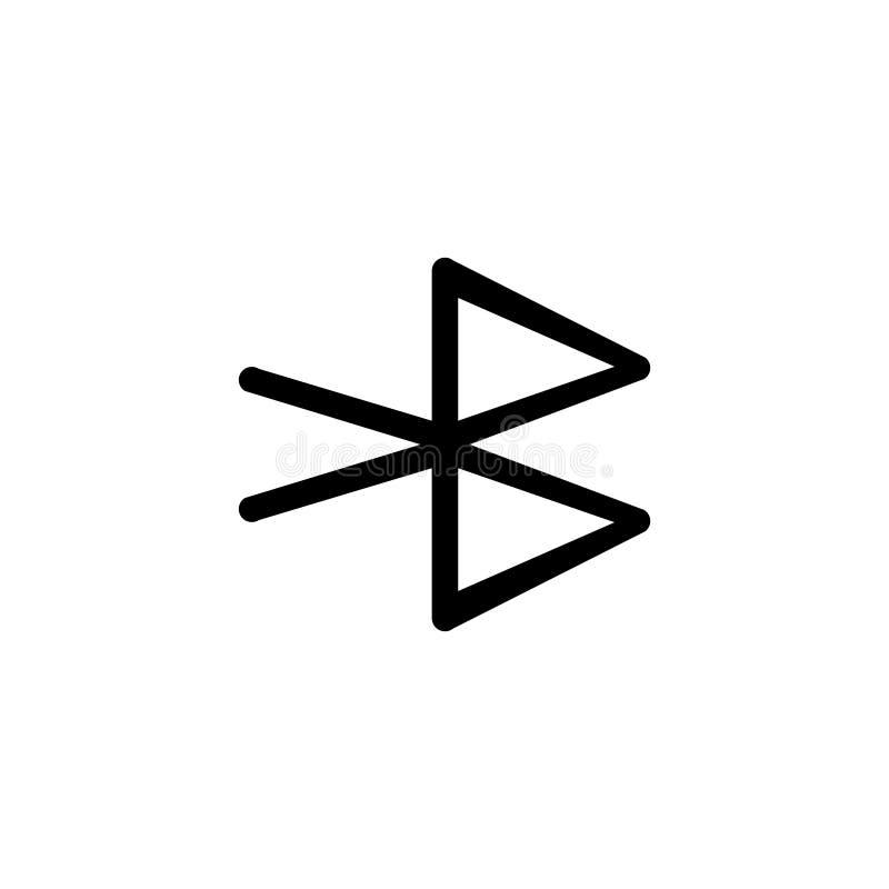 Bluetooth Icon Data Transfer Symbol Editorial Photography Illustration Of Communicator Creative 159755242