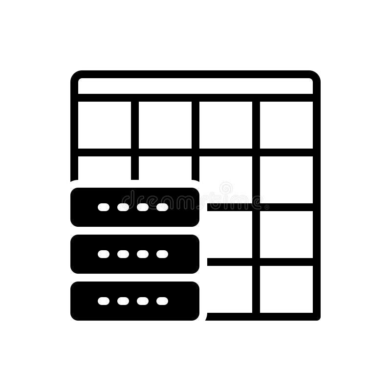 Datatable Analytics Stock Illustrations 3 Datatable Analytics